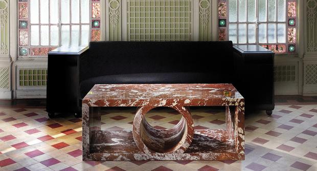 Пьер Гоналон: минимализм, декоративное искусство и поп-культура (фото 5)
