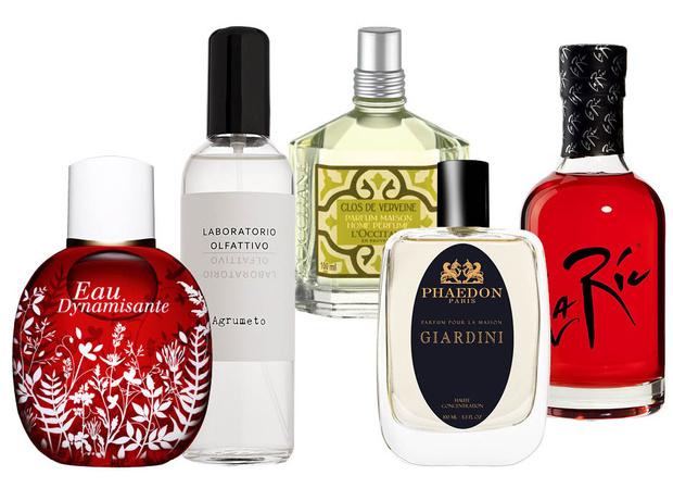 home perfume sprays