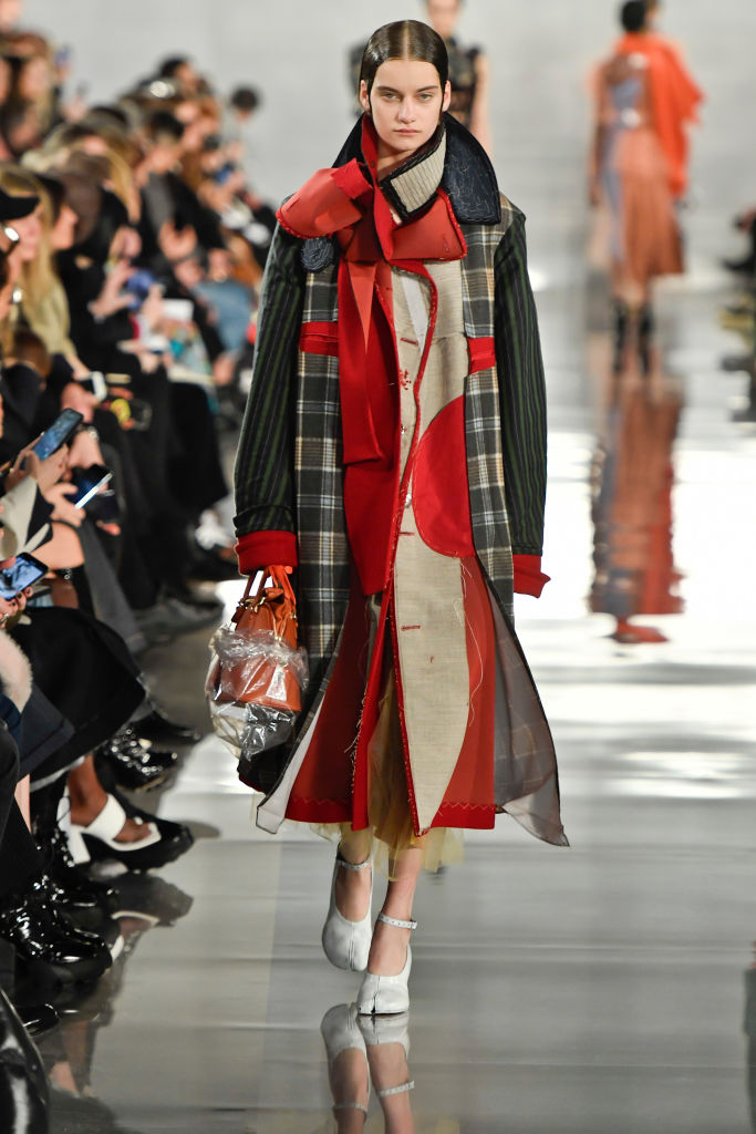 Знай наших: 11 выходов модели Алины Болотиной на Неделе моды в Париже (фото 2)