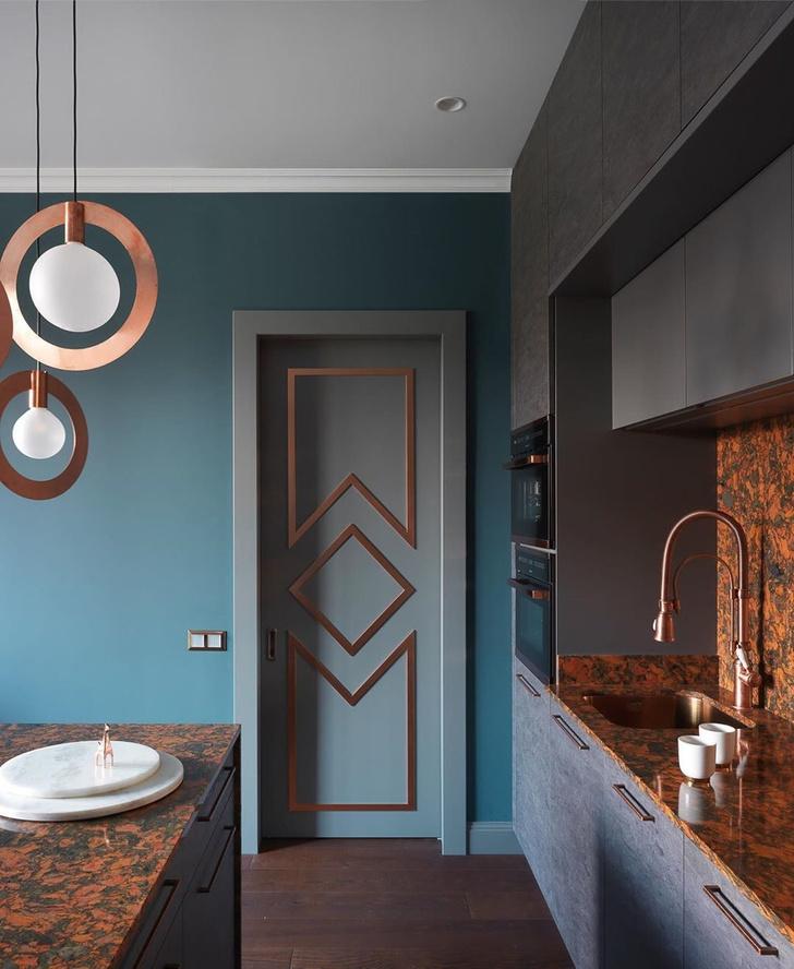 Кухонный фартук: советы дизайнера Жени Ждановой (фото 0)