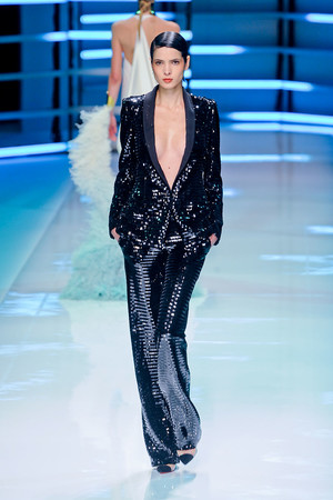 Показ Alexander Vauthier коллекции сезона Весна-лето 2012 года Haute couture - www.elle.ru - Подиум - фото 331901