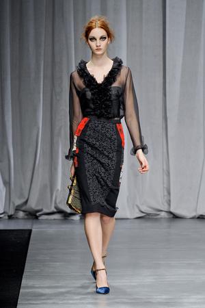 Показы мод Antonio Marras Осень-зима 2012-2013 | Подиум на ELLE - Подиум - фото 1502