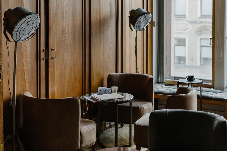 ÔPETIT на Невском: новая кофейня-кондитерская в историческом здании Санкт-Петербурга (фото 1)