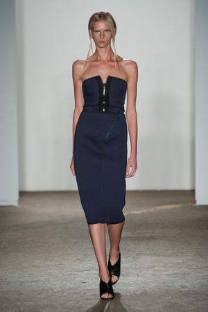 Показы мод Zero + Maria Cornejo Весна-лето 2013 | Подиум на ELLE - Подиум - фото 1249