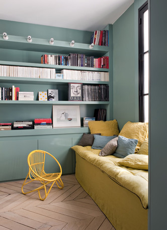 Домашнее чтение: как разместить книги дома (фото 6.1)