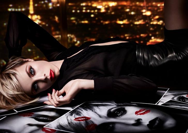Все оттенки Рождества: YSL Beaute представил новую палетку для макияжа