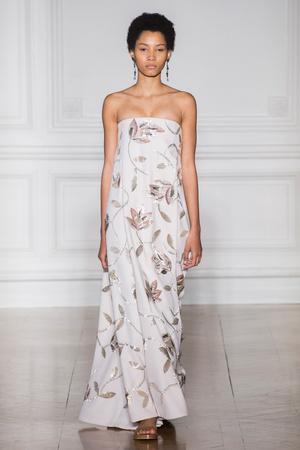 Показ Valentino коллекции сезона Весна-лето  2017 года Haute couture - www.elle.ru - Подиум - фото 616690