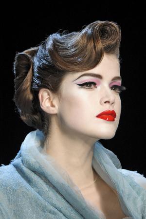 Показ Christian Dior коллекции сезона Весна-лето 2011 года haute couture - www.elle.ru - Подиум - фото 215453