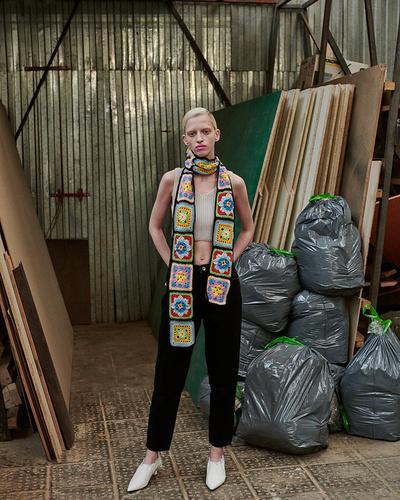 Как дальше жить: семь весенне-летних коллекций наших дизайнеров (галерея 20, фото 5)