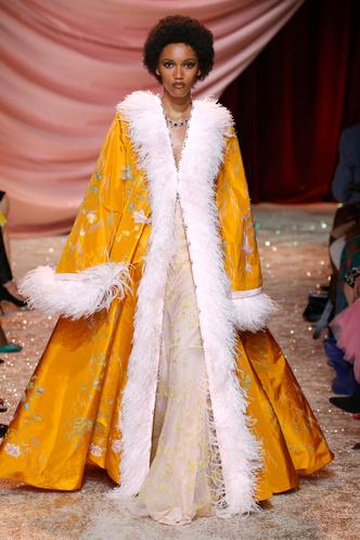 Побег из Самарканда: показ Ulyana Sergeenko Couture в Париже (фото 12.1)