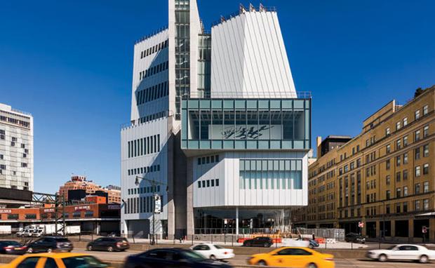 Tiffany & Co. объявил о сотрудничестве с Музеем американского искусства Whitney