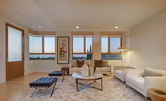 Новый дом Тайры Бэнкс с видом на океан (галерея 2, фото 4)