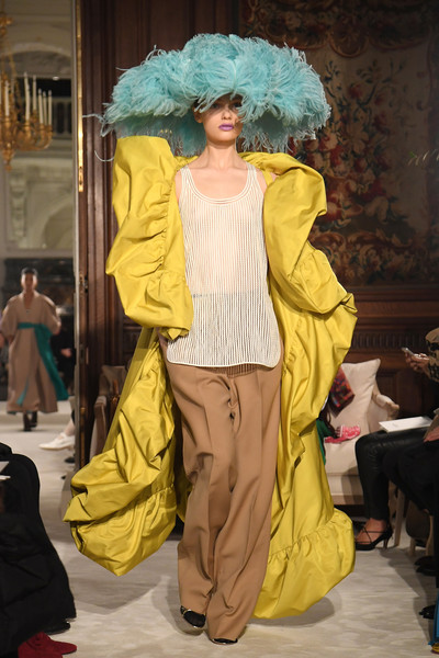 Лучшее, что случилось на Неделе высокой моды в Париже (галерея 13, фото 1)
