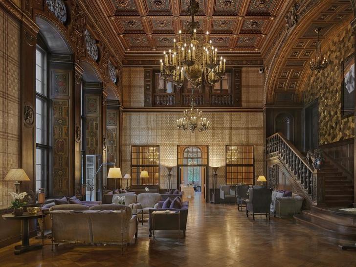 Лучшие отели-дворцы мира (фото 17)