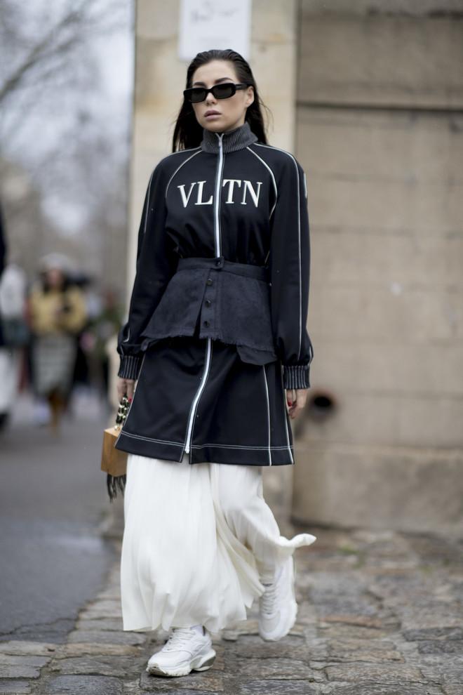 Белые кожаные кеды — константа гардероба. Какие выбрать? (фото 1)