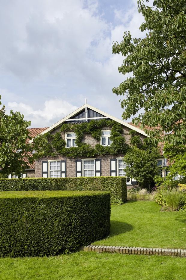 Сад ландшафтного дизайнера Пита Удольфа (фото 3)