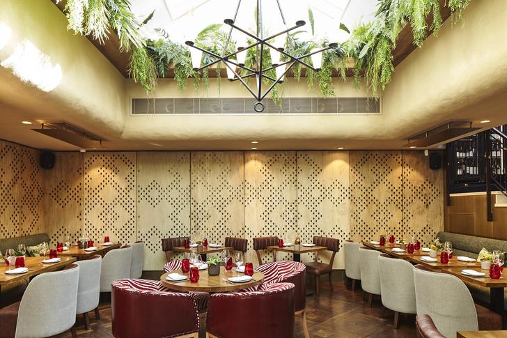 Ресторан OSH в Лондоне: проект Ирины Глик (фото 12)