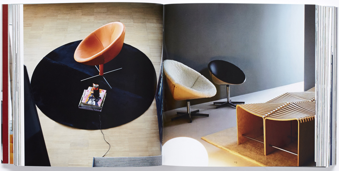 Charlotte Perriand: Сomplete Works. Jacques Barsac. Scheidegger & Spiess.
