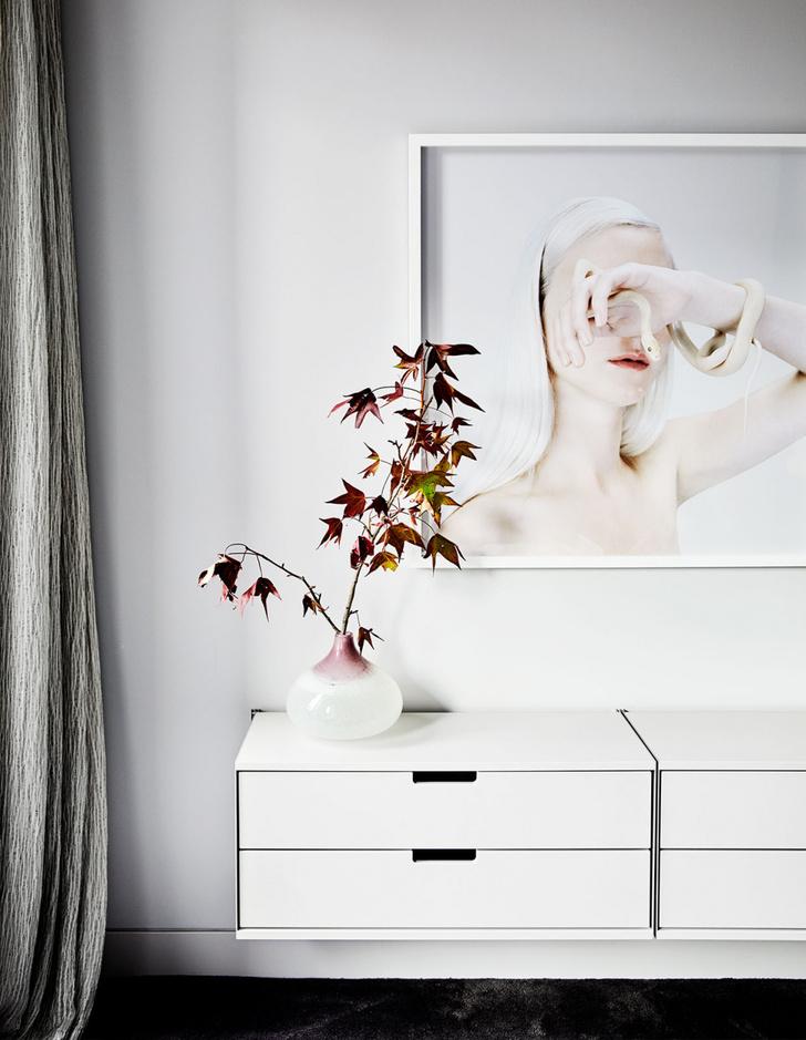 Дом в Австралии, наполненный искусством (фото 6)