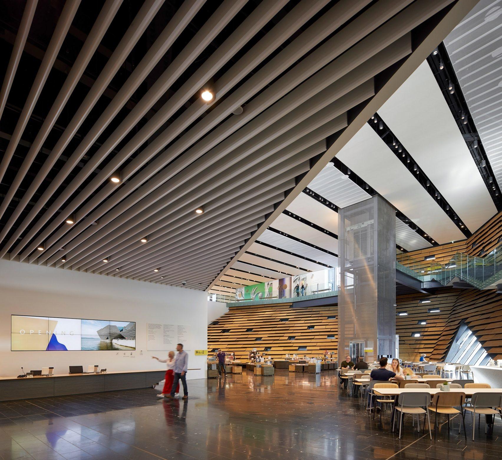 Музей Виктории и Альберта по проекту  Кенго Кумы открывается в Данди (галерея 11, фото 1)