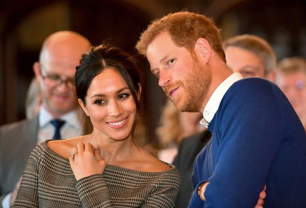 Принц Гарри и Меган Гарри будут жить рядом с семьёй Бекхэмов (фото 1)