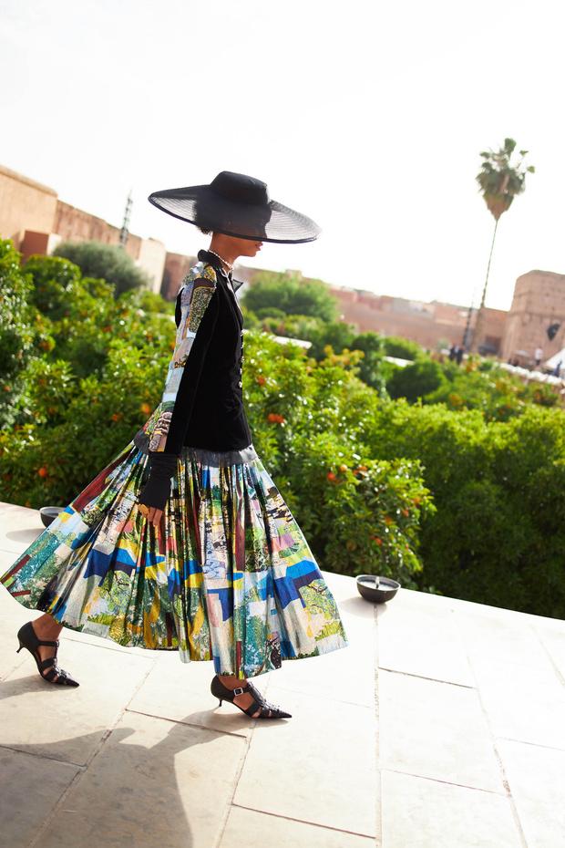 ELLE инсайдер: что происходило на бэкстейдже показа Dior Cruise 2020 (фото 12)