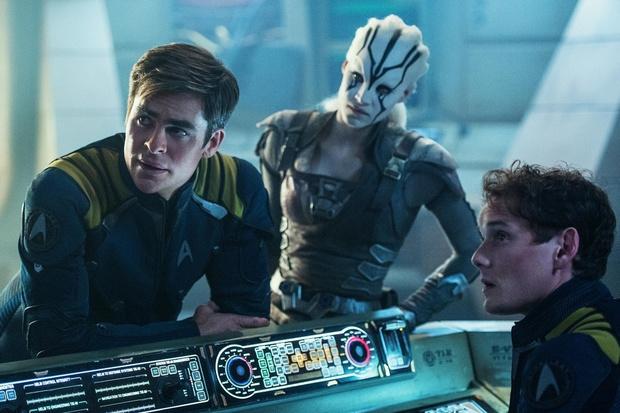 «Стартрек: Бесконечность», (Star Trek Beyond)