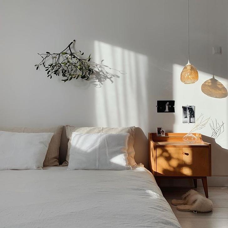 Уютная квартира с винтажной мебелью в Познани (фото 15)