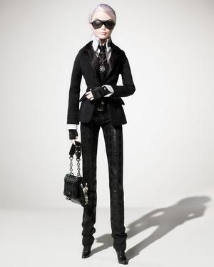 Кукла Barbie Lagerfeld