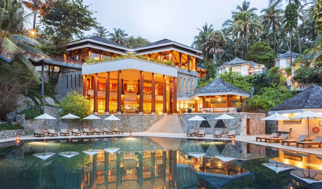 ТОП-10 дизайнерских отелей на островах (галерея 28, фото 0)