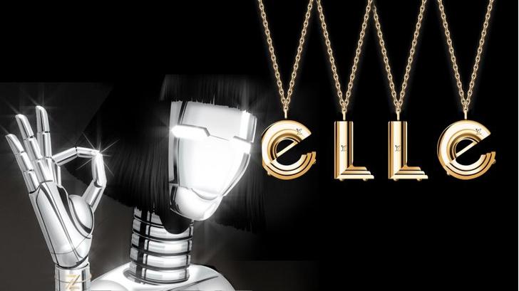 Читаем по буквам: Louis Vuitton представил новую ювелирную коллекцию