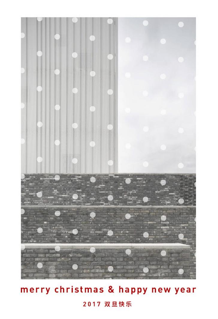 Рождественские открытки от знаменитых дизайнеров и архитекторов (фото 37)