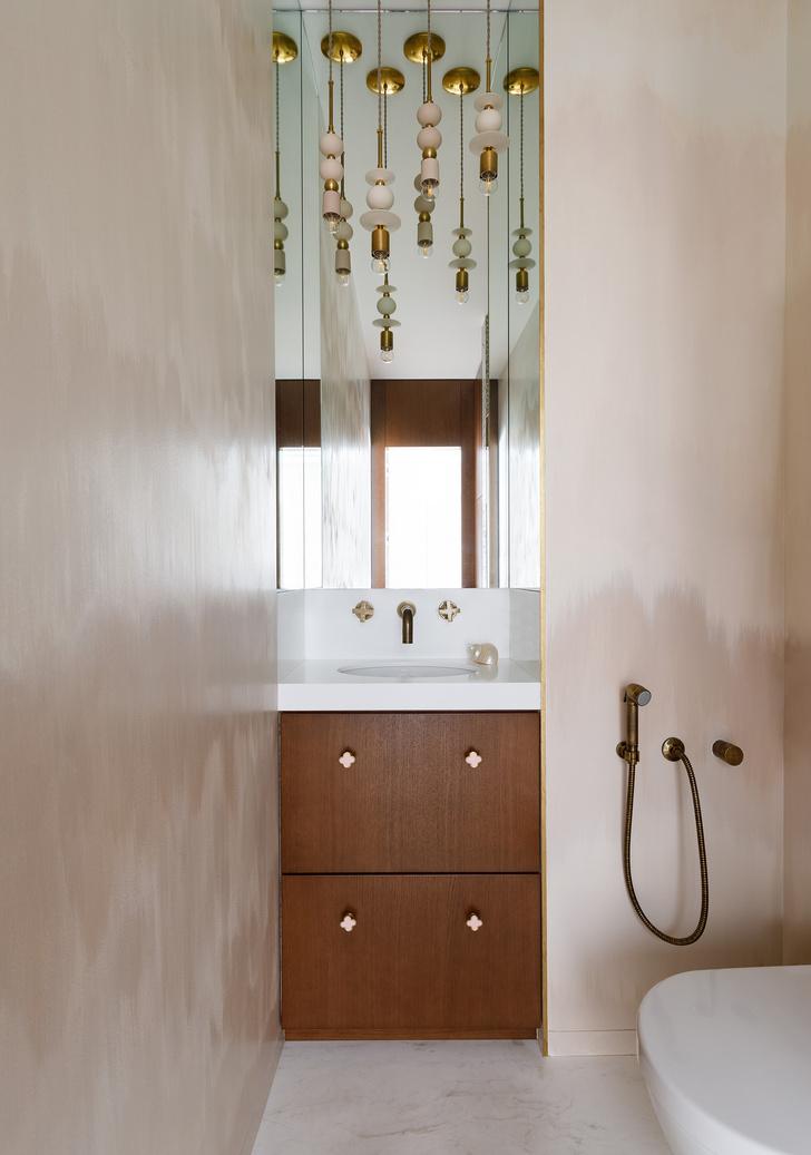 Светлая квартира 140 м² для семьи перфекционистов (фото 5)