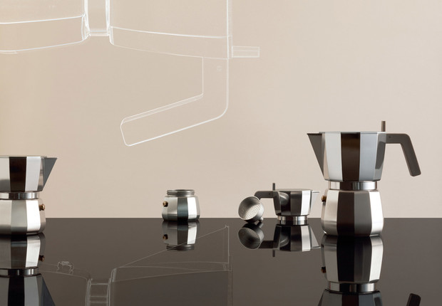Милан 2019: кофейник Дэвида Чипперфилда для Alessi (фото 0)
