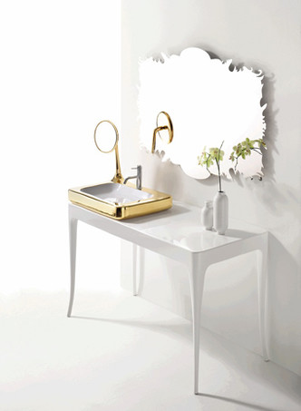 Bisazza Bagno, Хайме Айон, для ванной, ванная комната, аксессуары, раковина