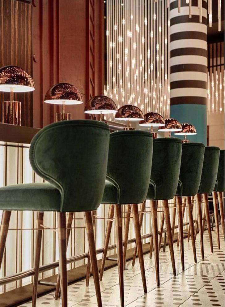 Отель в Берлине: проект дизайн-бюро Sundukovy Sisters (фото 10)