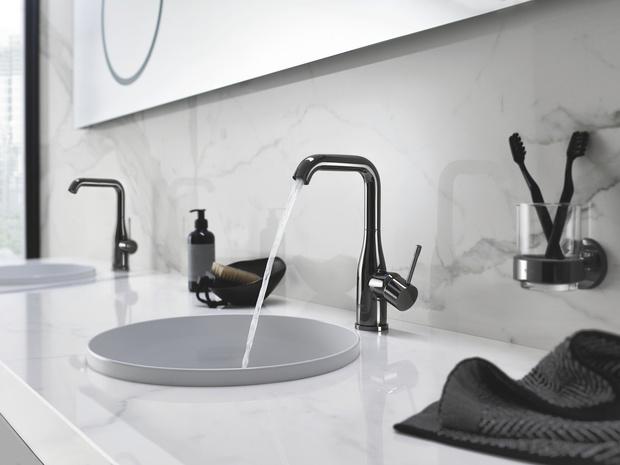 Стильная ванная комната: 10 актуальных трендов (фото 19)