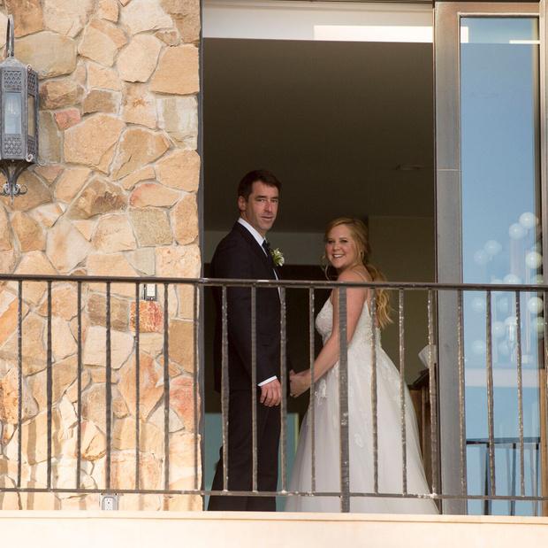 Эми Шумер вышла замуж (фото 11)