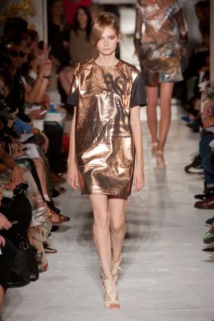 Показ Fashion East коллекции сезона Весна-лето 2013 года prêt-à-porter - www.elle.ru - Подиум - фото 427159