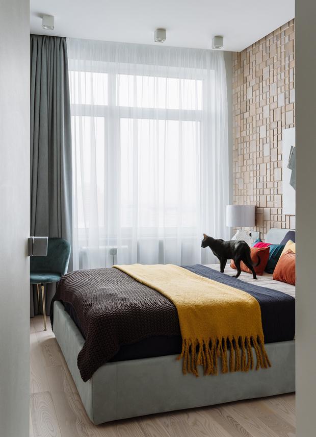 Квартира с двумя котиками для врача-ветеринара (фото 8)
