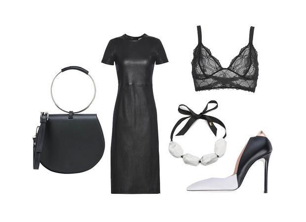 Эффект домино: как носить черные и белые вещи (фото 2)