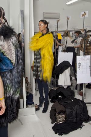 Показ Fendi коллекции сезона Осень-зима 2012-2013 года prêt-à-porter - www.elle.ru - Подиум - фото 362236