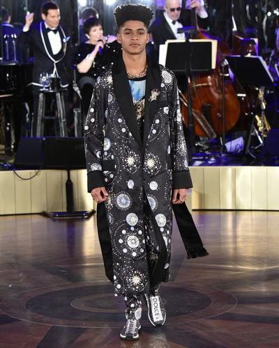 В Нью-Йорке прошел показ Dolce & Gabbana Alta Sartoria (галерея 1, фото 1)