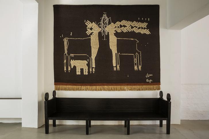 Грузинская эстетика студии Rooms (фото 15)
