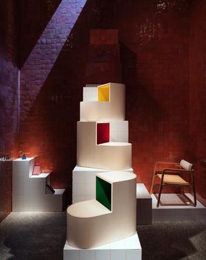 Milan Design Week 2018: геометрическое пространство Hermès (фото 6.1)