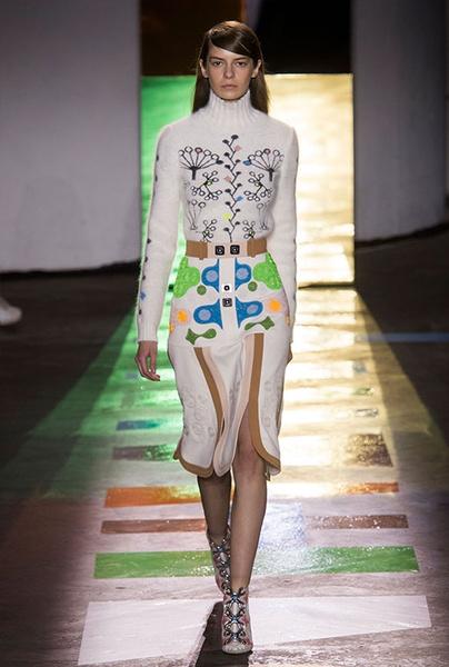 Неделя моды в Лондоне: день четвертый | галерея [2] фото [1]