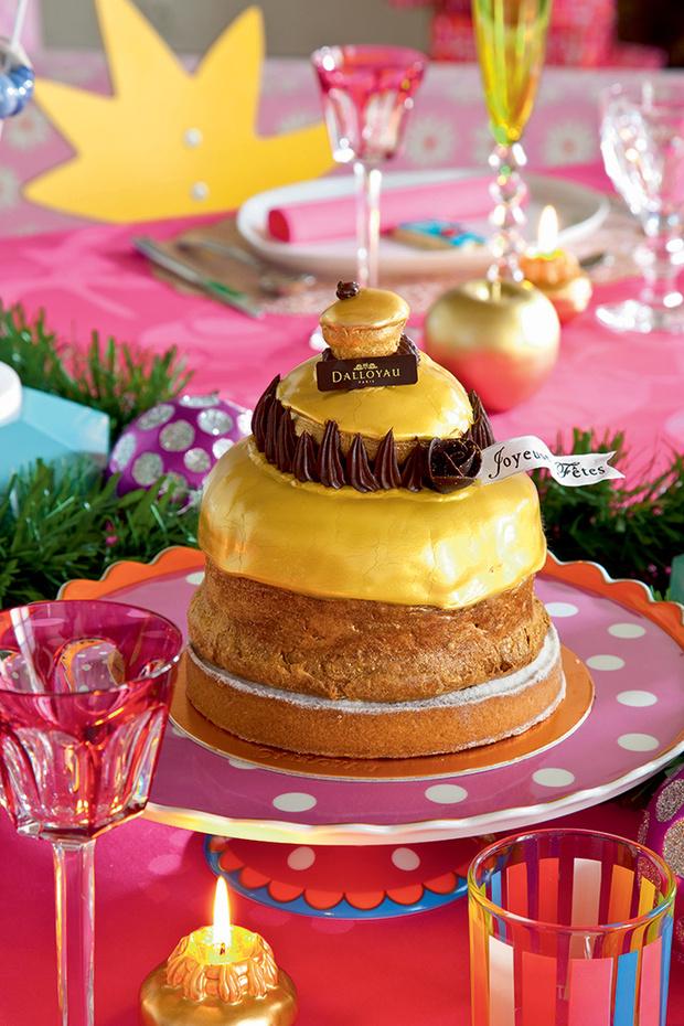 Торт «Божественные мечты»