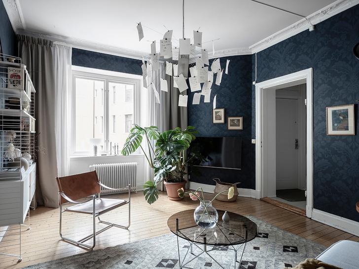 Скандинавский минимализм: квартира в Гетеборге (фото 3)