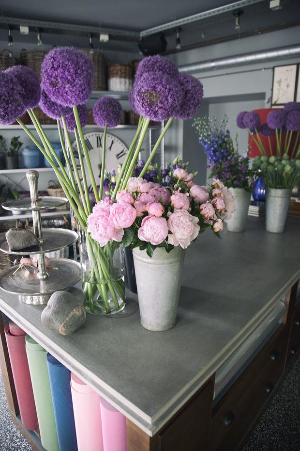 Флористические магазины (фото 14)