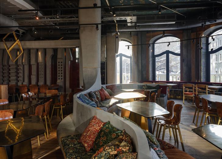 Ресторан «Горыныч»: проект Натальи Белоноговой (фото 12)